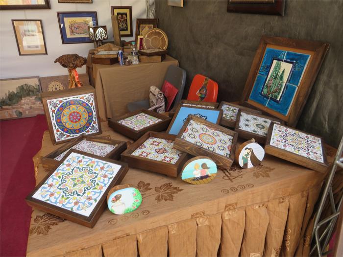 ۱۸ نمایشگاه صنایع دستی اصفهان
