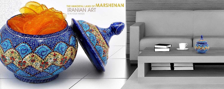 dehbazar iranian handicrafts