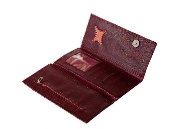 کیف پول چرم دخترانه