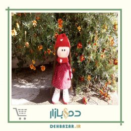 عروسک روسی-دختر پاییزه