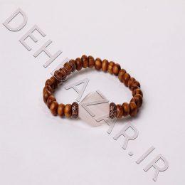 دستبند سنگی زنانه با سنگ آمیتیس