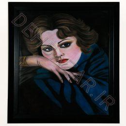 نقاشی پاستیل روغنی