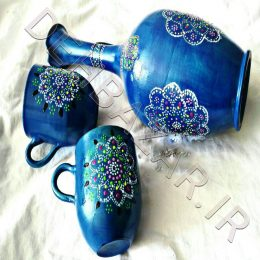 إبریق و کأس الماي Pitcher And Glass