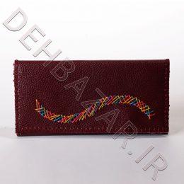 کیف پول دخترانه چرم محفظة جلد جرلي