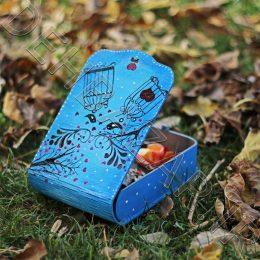 صندوق هدیة أزرق Blue Box Gift