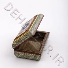جعبه طلا و جواهر