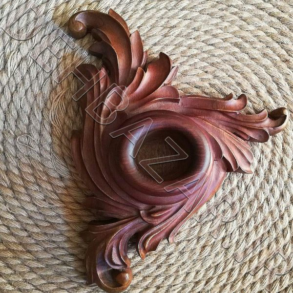 جاقلمی چوبی رومیزی