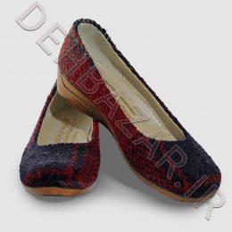 کفش گلیمی زنانه