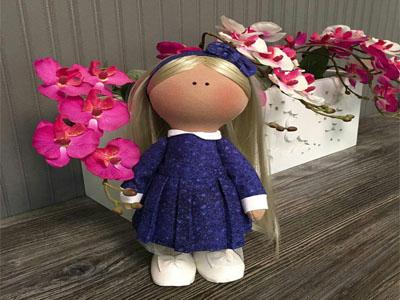تاریخچه عروسک روسی