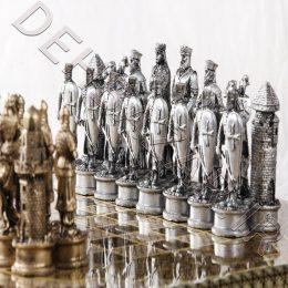 ست مهره شطرنج پلیاستر