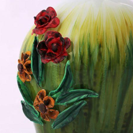 گلدان شیشه ای 2