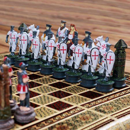 مهره شطرنج صلیبی پلی استر