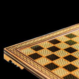 صفحه شطرنج خاتم مربع
