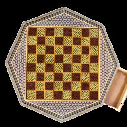 صفحه شطرنج خاتم هشتضلعی