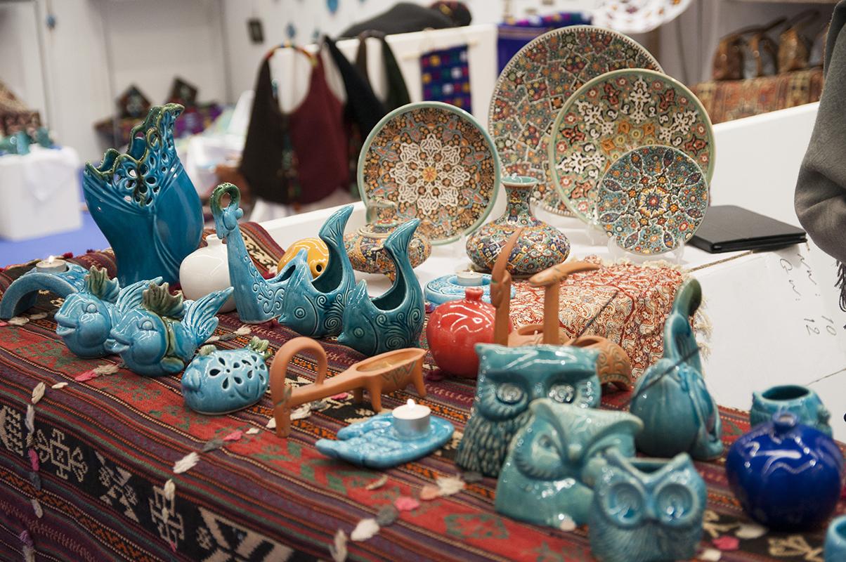 10 فروشگاه برتر صنایعدستی در ایران