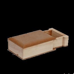 ظرف خام چوبی جاکارتی کشویی